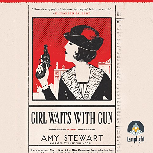 Girl Waits with Gun cover art