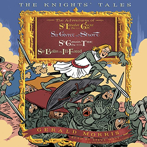 The Knights' Tales Collection audiobook cover art