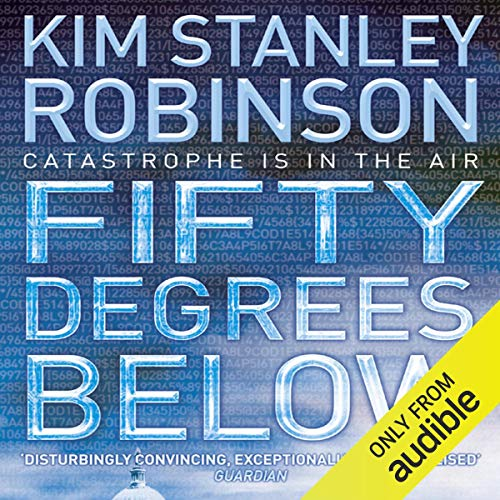 Fifty Degrees Below audiobook cover art