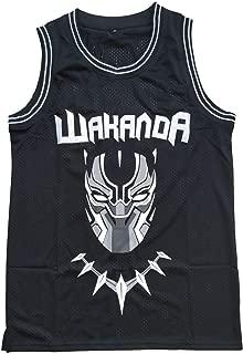Best wakanda basketball jersey Reviews