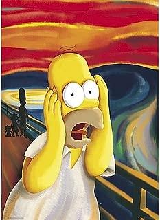 Best homer scream painting Reviews