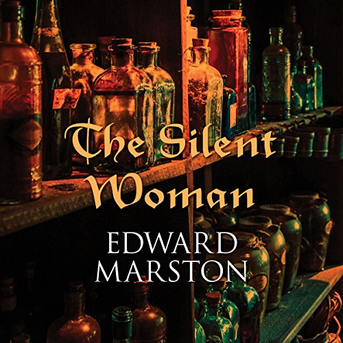The Silent Woman audiobook cover art