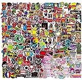 Neuleben Stickers Autocollants (400pcs), Autocollants en Vinyle pour Ordinateur...