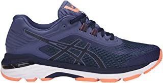 One Of The Best Asics Running Shoes For Women In Navy Blue and White soles I`m Sure You`ll love