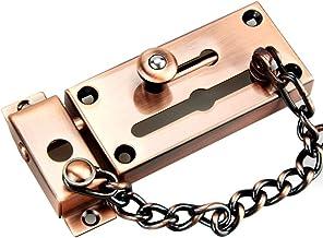 Hardware Deurkettingen, BYDNBY Stainless Steel Anti-diefstal Dagschoot Anti-diefstal Buckle Deurslot Lock Anti-diefstal Ch...