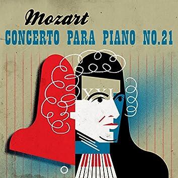 Mozart Concerto para Piano No.21
