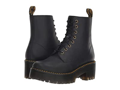 Dr. Martens Shriver Hi Sanguine (Black Wyoming) Women