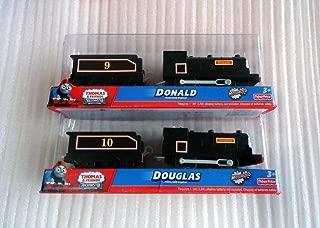donald and douglas toys