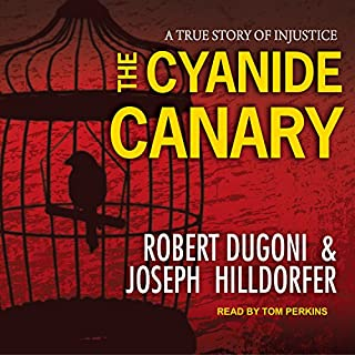 The Cyanide Canary cover art