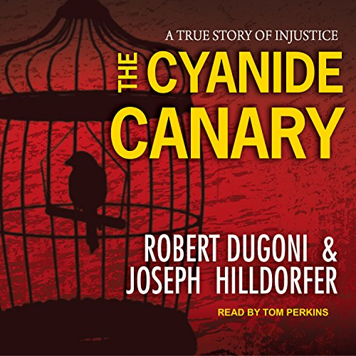 The Cyanide Canary audiobook cover art