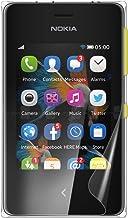 Celicious Vivid Plus Mild Anti-Glare Screen Protector Film Compatible with Nokia Asha 500 [Pack of 2]