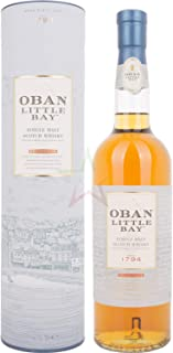 Oban Little Bay Single Malt Scotch Whisky Small Cask 43,00% 0,70 Liter