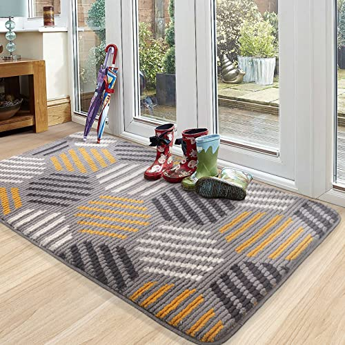 Color&Geometry Indoor Doormat
