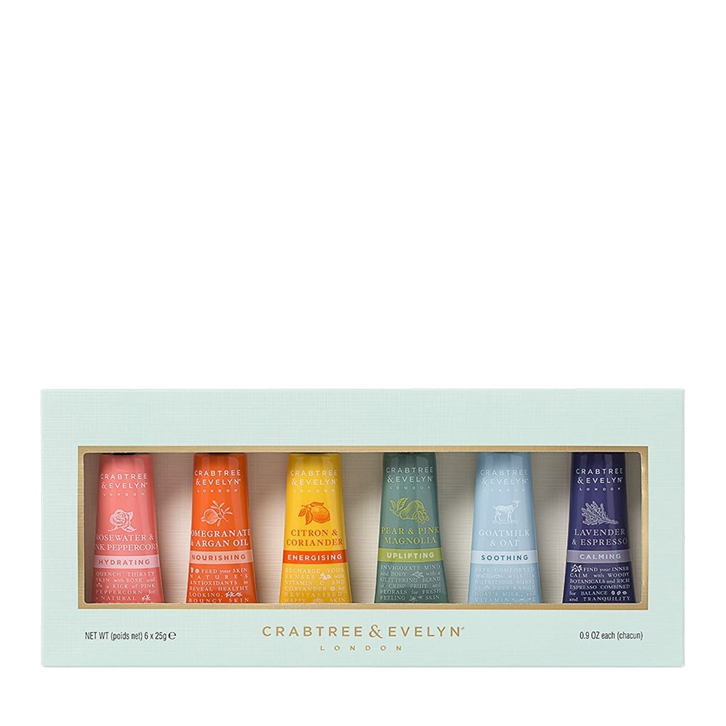 姉妹制約ビリーヤギクラブツリー&イヴリン Limited Edition Hand Therapy Gift Set 6x25ml/0.86oz並行輸入品