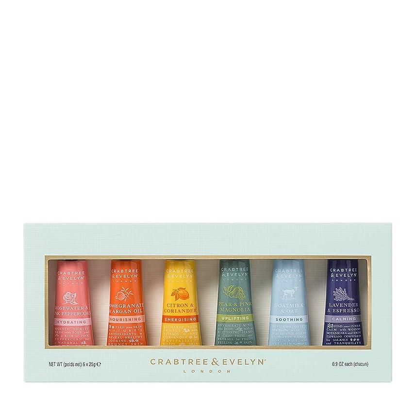 議論するアラスカ発信クラブツリー&イヴリン Limited Edition Hand Therapy Gift Set 6x25ml/0.86oz並行輸入品