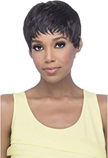 Amore Mio Everyday Collection Synthetic Hair Wig AW-CARRIE (4 [Medium Brown])