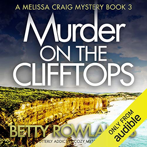 Murder on the Clifftops cover art