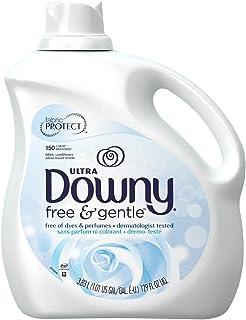 ULTRA Downy (ウルトラダウニー) 柔軟剤 フリー&ジェントル 無香料 3.83L (150回分)