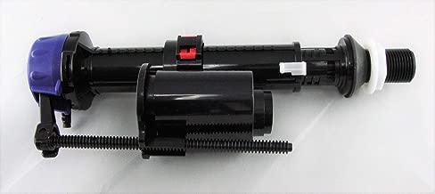Duravit 0074114262; Starck 3; Fill valve one piece HET high efficiency toilet one piece 1.28 gpf single Flush; in Unfinish