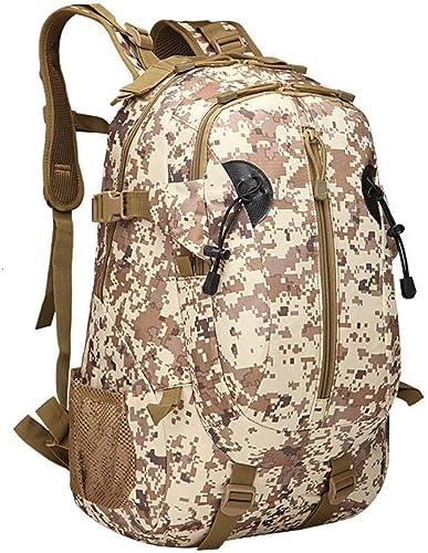 YUANYU 3P Militaire Sac Armée Sac à Dos Tactique Camping en Plein Air Hommes Militaire Sac à Dos Tactique Oxford Randonnée Sports Escalade Sac
