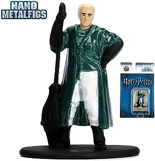 Jada Harry Potter Nano Metalfigs Draco Malfoy 1.5-Inch Diecast Figure HP7 [Quidditch]