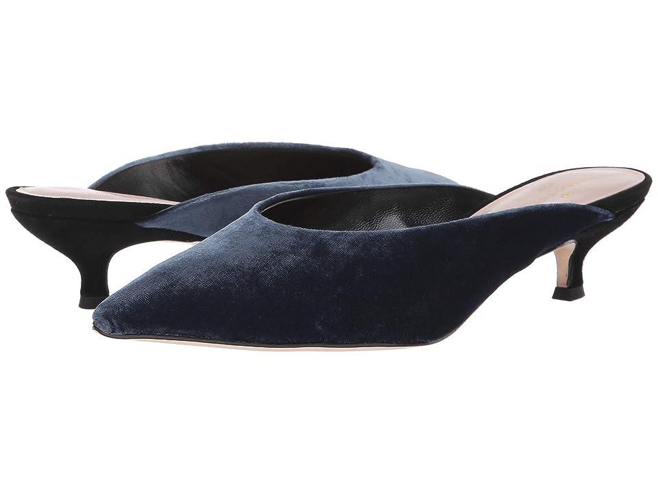 Kate Spade New York Donya (Blue Velvet) Women