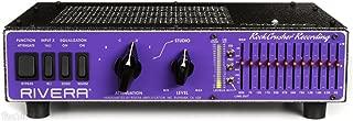 Rivera RockCrusher Recording Power Attenuator & Load Box 8/16 w/ Cabinet Emulator & 11-Band EQ