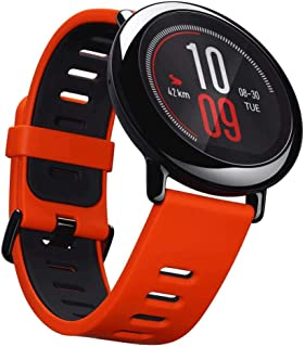 Xiaomi Amazfit Pace Smart Watch Silicone Band For Android & iOS (International Version) -Red - A1612