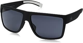 adidas Unisex-Adult 3Matic a427 6050 Polarized Rectangular Sunglasses