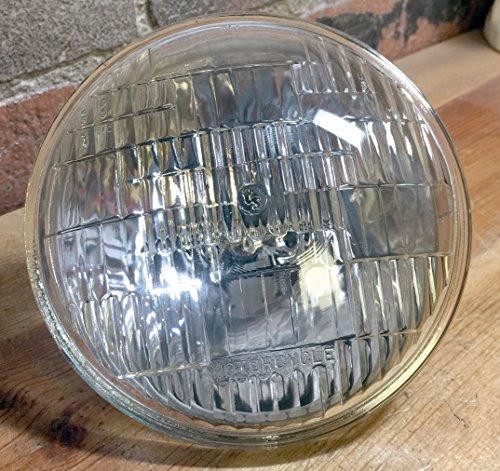 Wagner H4467 5 3/4' Round 12 V Sealed Beam Motorcycle Headlight 50W /...