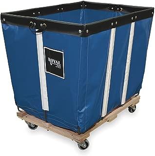 Basket Truck, 10 Bu. Cap., Blue, 36 In. L