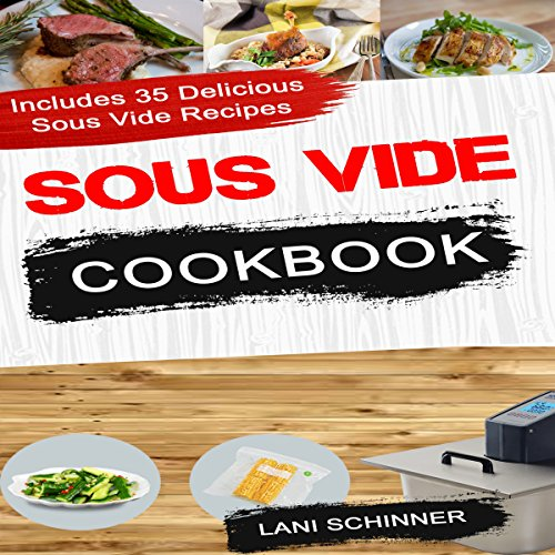 Sous Vide Cookbook cover art