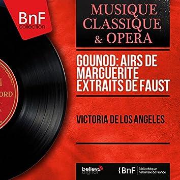 Gounod: Airs de Marguerite extraits de Faust (Mono Version)