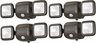 Aootek 182 Led Solar Outdoor Motion Sensor Lights