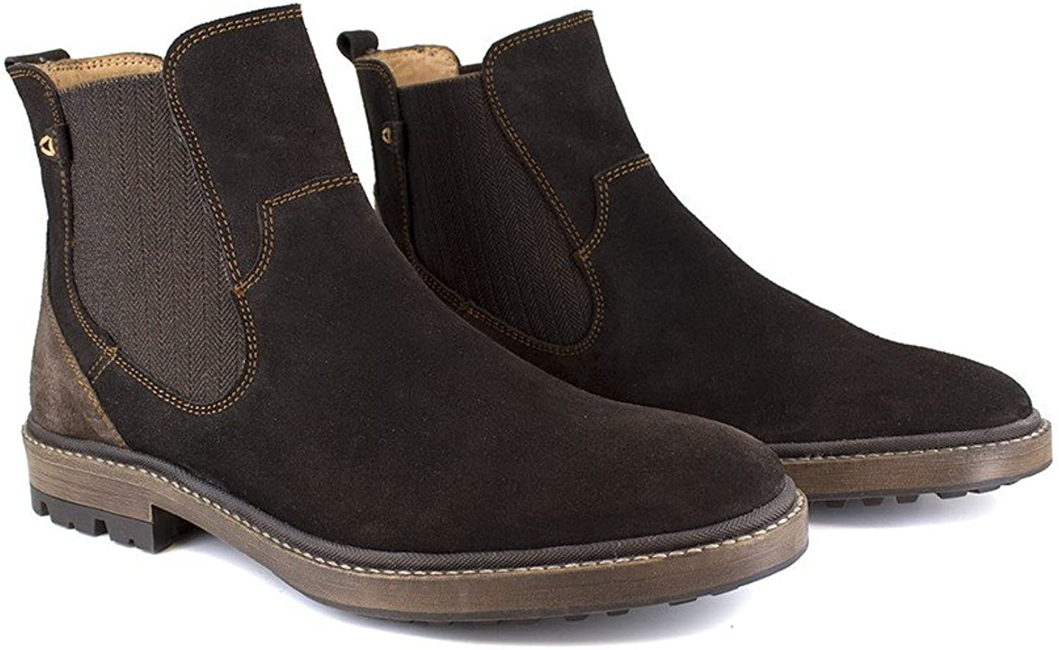 Peter Blade Low Boots Brown Leather Oscar E