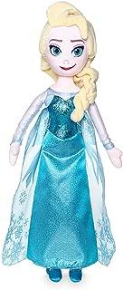 Frozen Elsa And Anna Soft Dolls