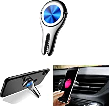 Alllink Mobile Phone Holder Smartphone Mount 3 in 1 Car air Vent Phone Holder car Phone Holder Phone Stand Phone Kickstand Compatible with All Smartphones Tablets(Blue)