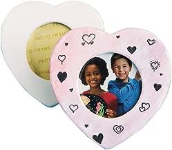 Color-Me Ceramic Bisque Heart Frame