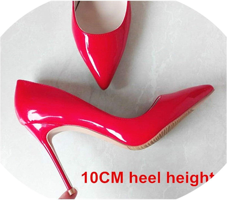 Woman High Heels Ladies shoes 12CM Heels Pumps Women shoes High Heels Wedding shoes