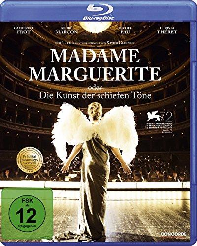 Madame Marguerite oder die Kunst der schiefen Töne [Blu-ray]