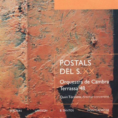 Tres postals il·luminadas: III. Postal de Nova York