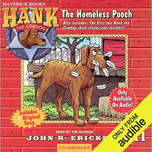 The Homeless Pooch audiobook cover art