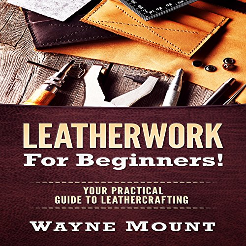 Couverture de Leatherwork for Beginners
