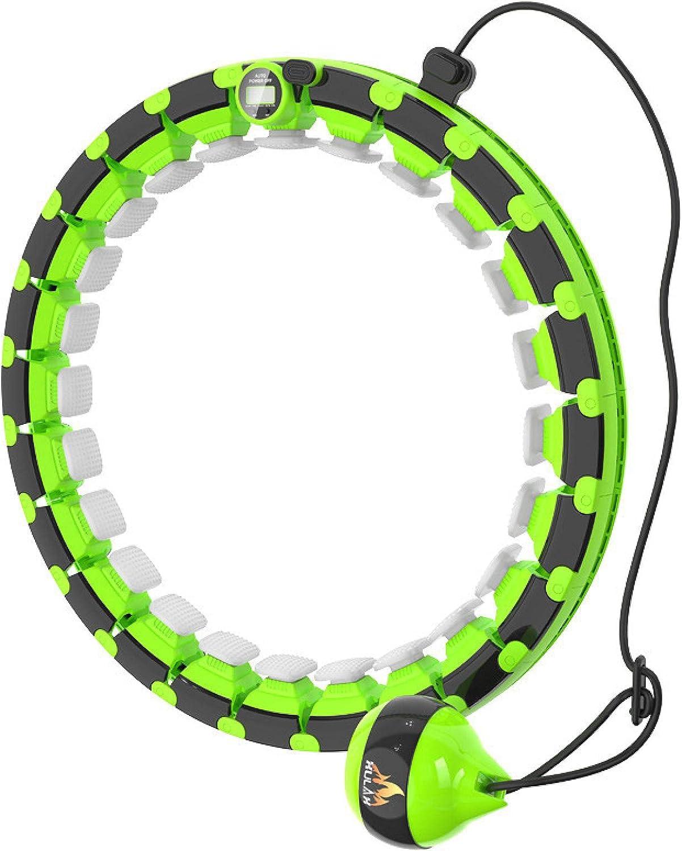 AOOF Intelligent Hula Hoop, Improve Magic Fitness Exercise, Incr