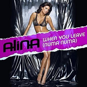 When You Leave (Numa Numa)