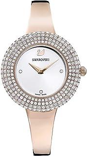 Swarovski 5484073 Crystal Rose Watch