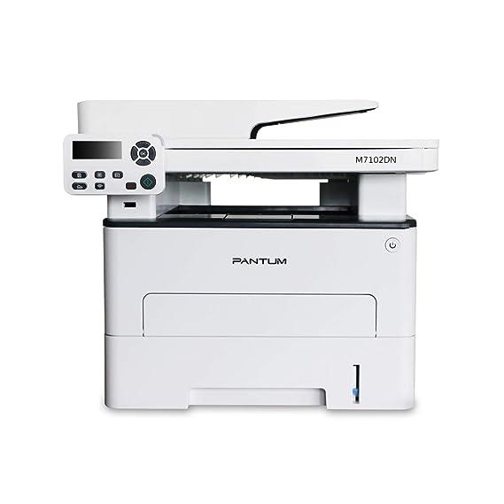 Pantum M7102DN Laser MFP (Black and White)