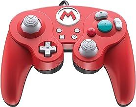 Controle joystick PDP Fight Pad Pro mario