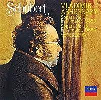 Piano Sonatas No. 17 & No. 1 by Schubert (2013-05-28)