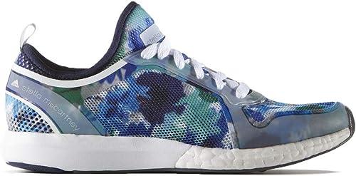 Adidas - Stella Mccartney CC Sonic - S41923 - Couleur  Bleu Marine-Bleu-Vert - Pointure  37.3